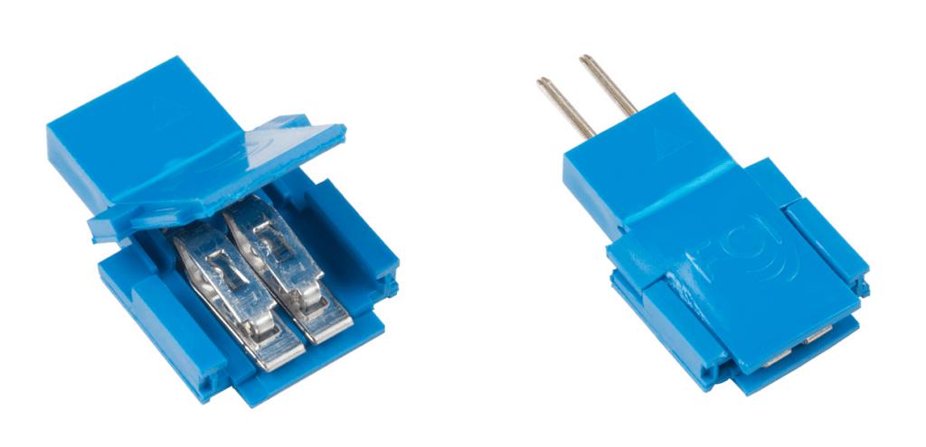 Amphenol clincher connector