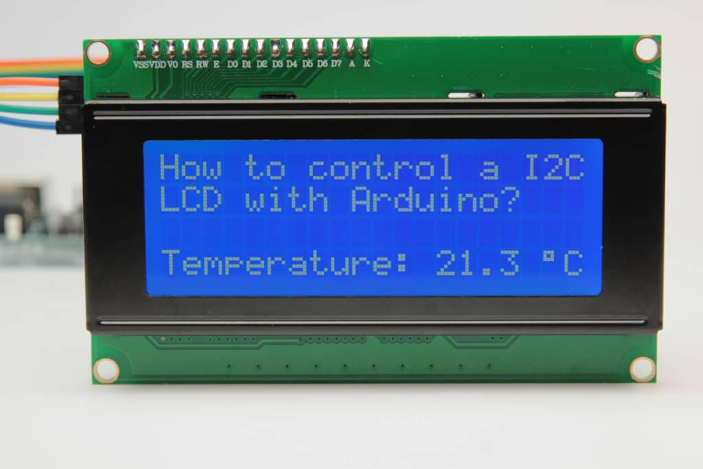 this article includes everything you need to know about using an i2c lcd  with arduino  i have included a wiring diagram and many example codes