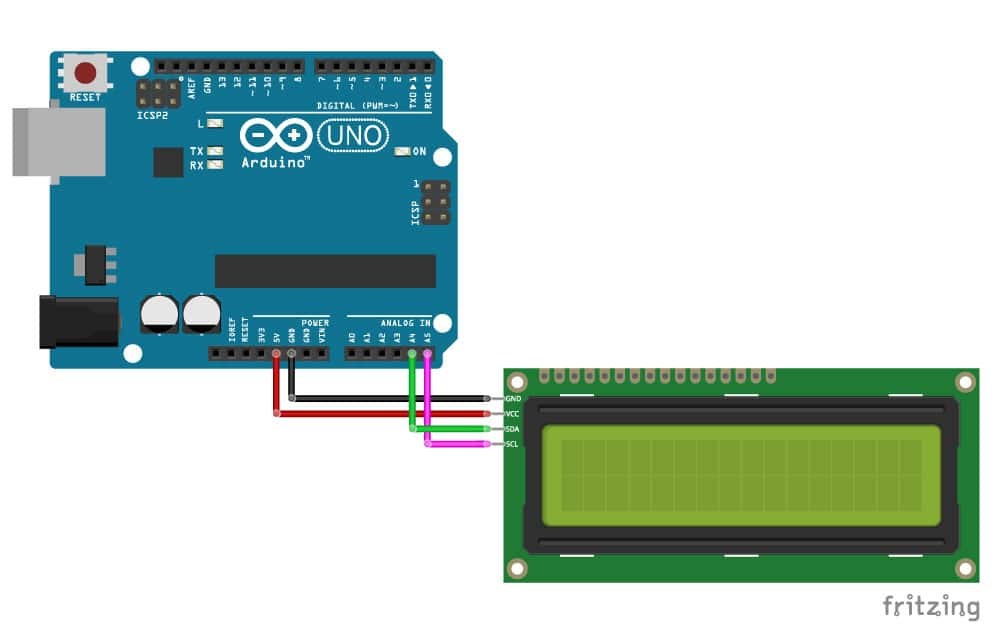 I2C-LCD-with-Arduino-Wiring-Diagram-Schematic-Pinout