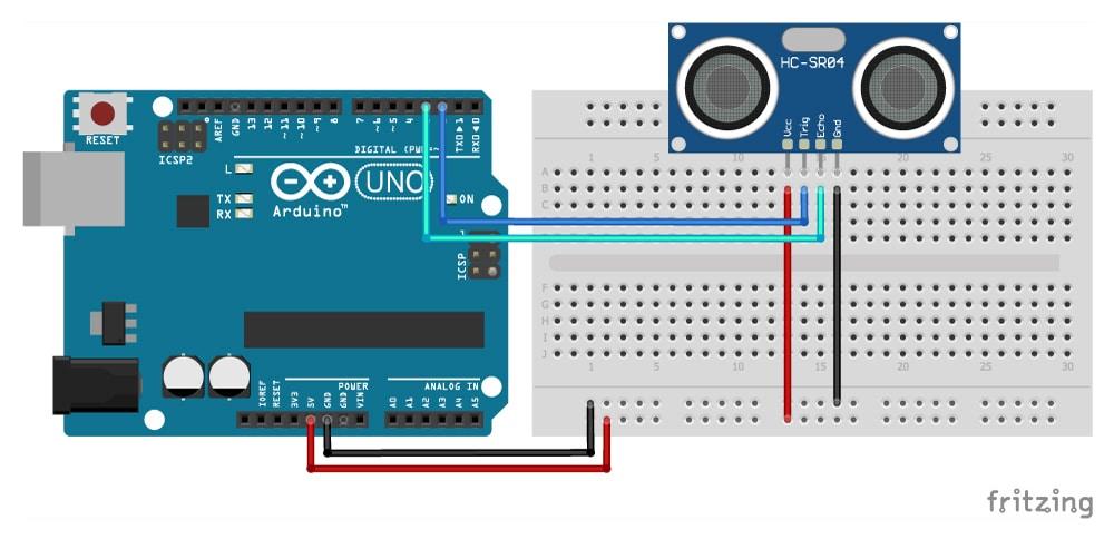 HC-SR04-ultrasonic-distance-sensor-with-Arduino-wiring-diagram-schematic-tutorial