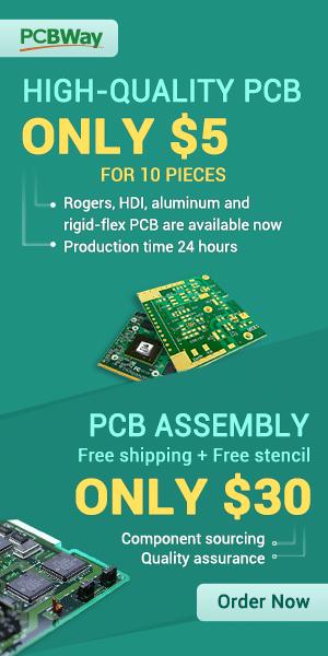 PCBWay 300x600