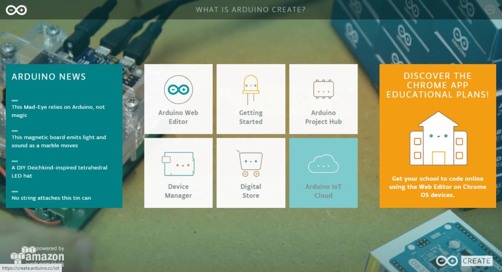 arduino iot cloud icon