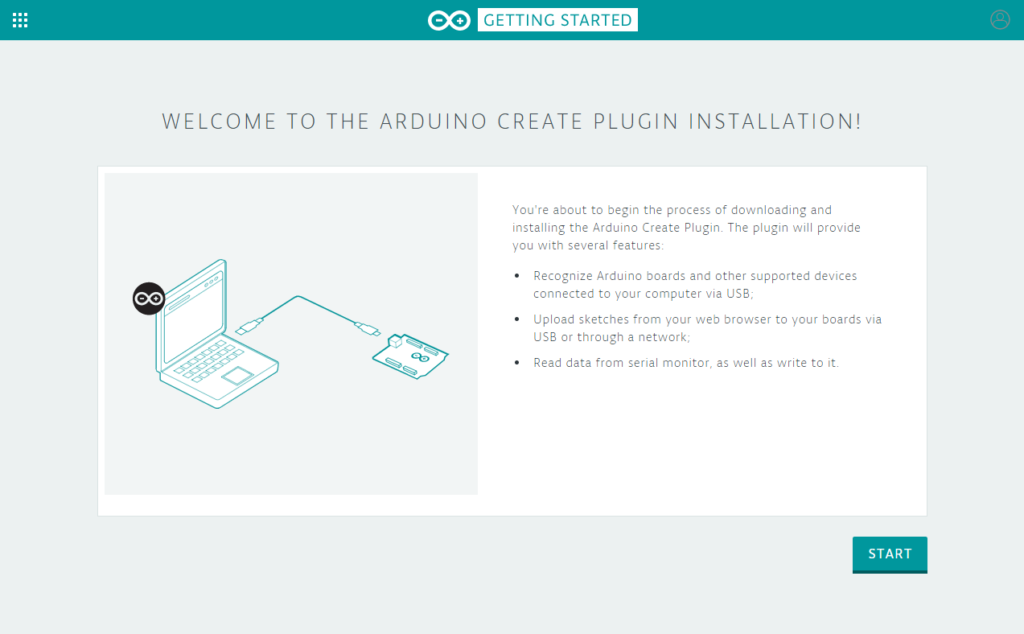 getting started arduino create agent 1