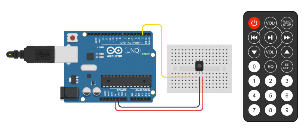 IR-remote-and-receiver-with-Arduino-wiring-diagram-schematic-circuit-tutorial-1