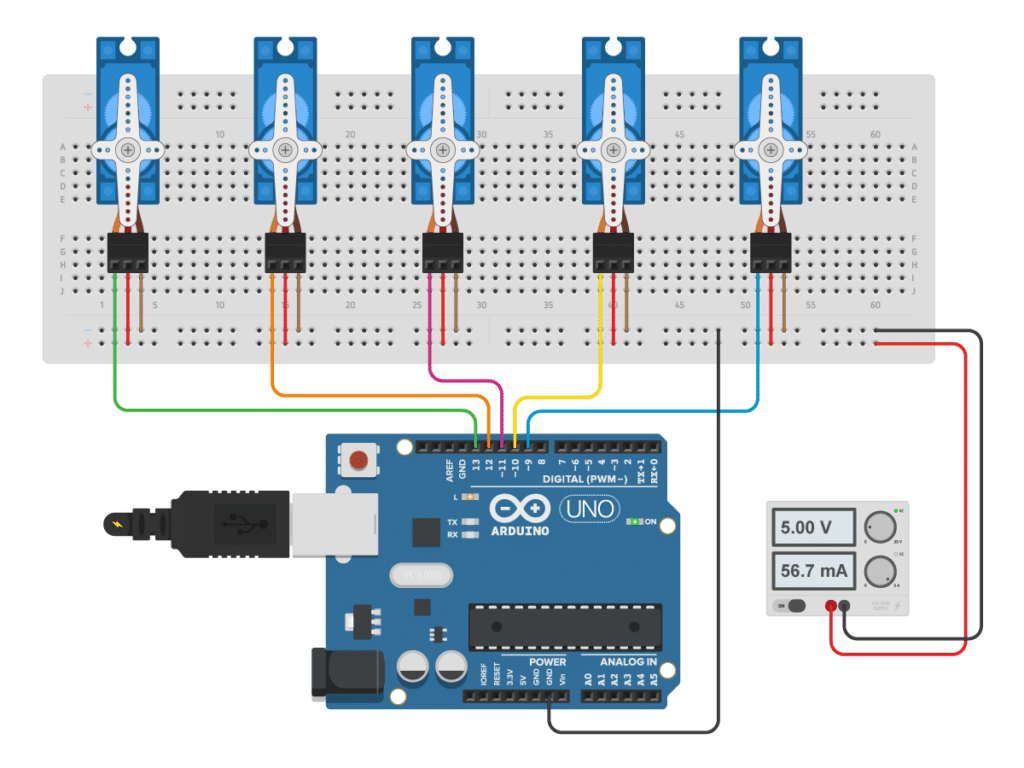 how-to-control-multiple-servo-motors-with-arduino-wiring-diagram-schematic-circuit-tutorial-1