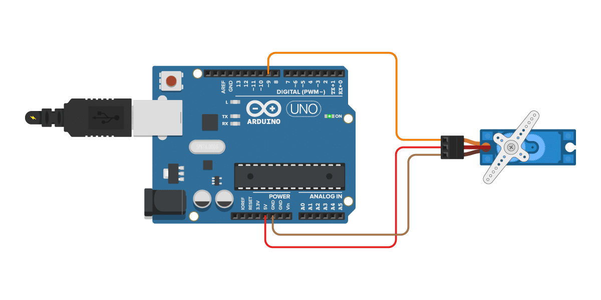 How To Control Servo Motors With Arduino  3 Examples
