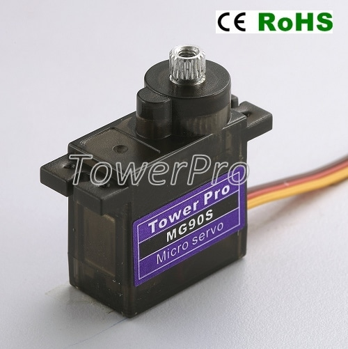tower pro mg90s digital micro servo